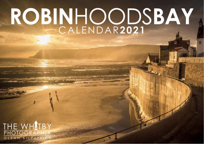 Robin Hoods Bay Calendar 2021 By Glenn Kilpatrick