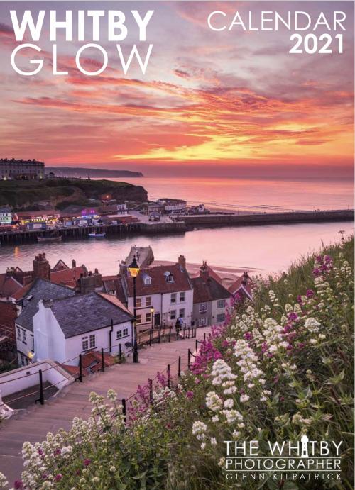 Whitby Sunset Calendar 2021 By Glenn Kilpatrick